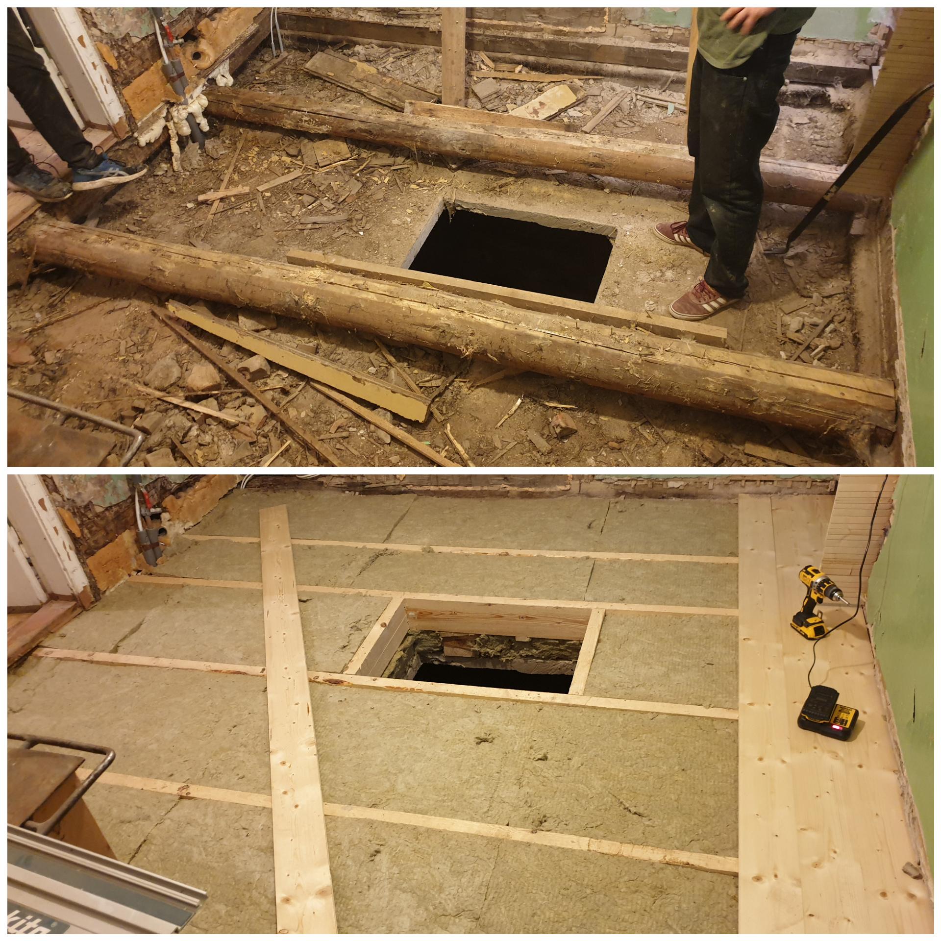 Põranda ehitus ja vana põranda renoveerimine